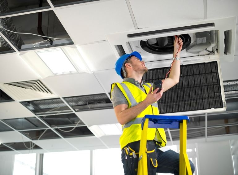 Air Conditioning Maintenance Worcester